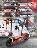 Velocifero Mini MAD 500W Electric step motocars benelux