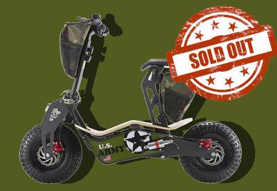 Velocifero MAD 1000W E-scooter